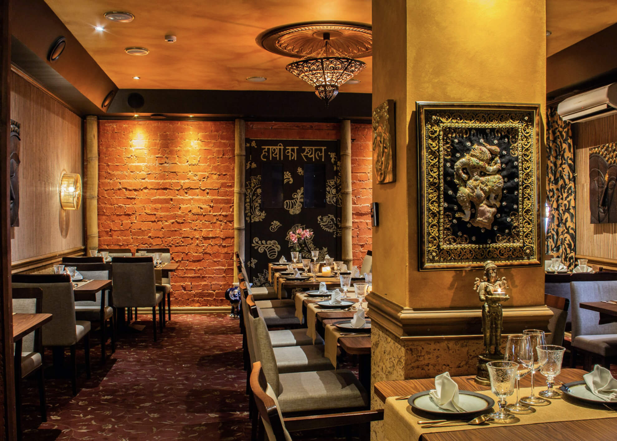 Villa Thai Restaurant Photography